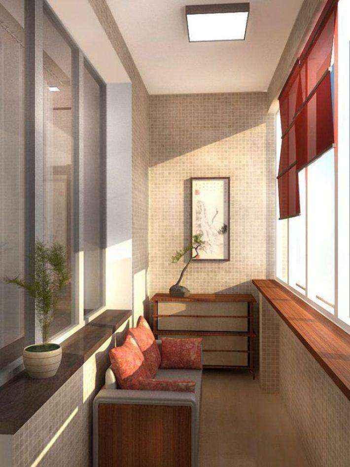 Дизайн балкона современные идеи