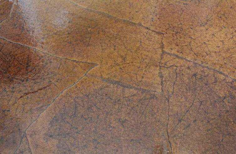Имитация натурального камня при помощи обычной бумаги