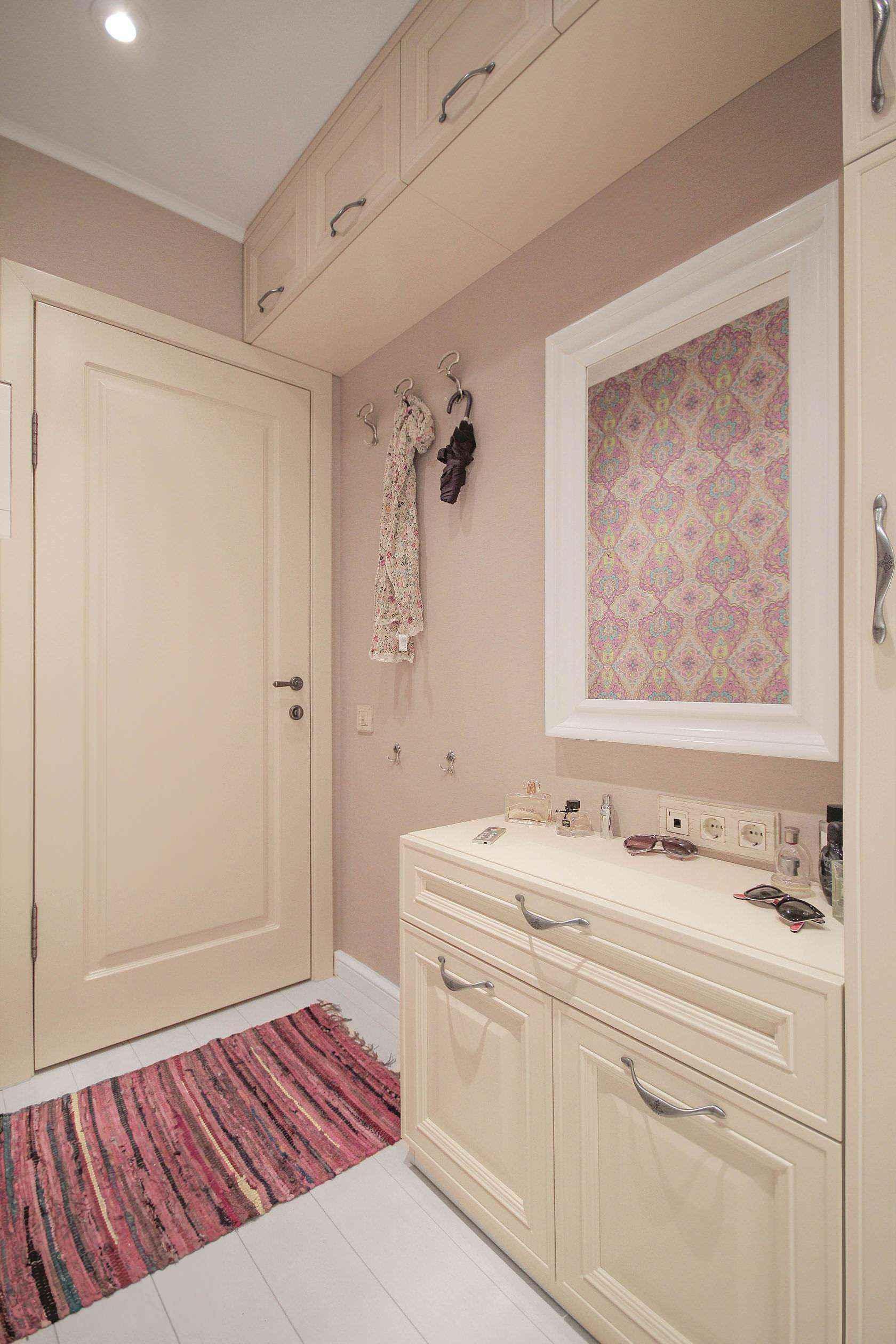 interer-dvukhkomnatnoj-khrushchevki16 | Авторский дизайн двухкомнатной хрущевки 45 кв. м. в стиле прованс