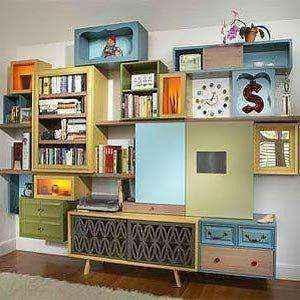Нет денег на новую мебель? Не беда! Её можно сделать из…