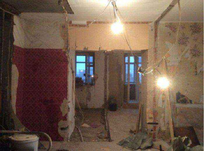 image1-4 | Вот как преобразилась квартира, в которой не было ремонта больше тридцати лет всего за месяц!