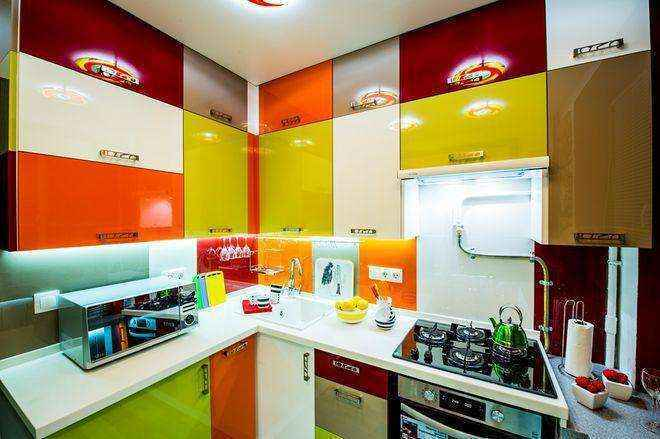 Шестиметровая кухня может преобразиться самым неожиданным образом 2 | Дока-Мастер
