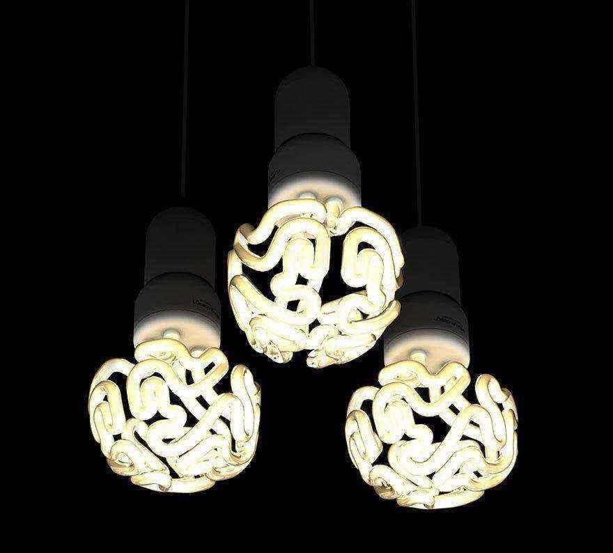 25 самых необычных ламп и светильников