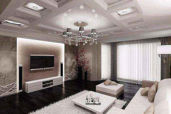 23 идеи уютной и функциональной гостиной