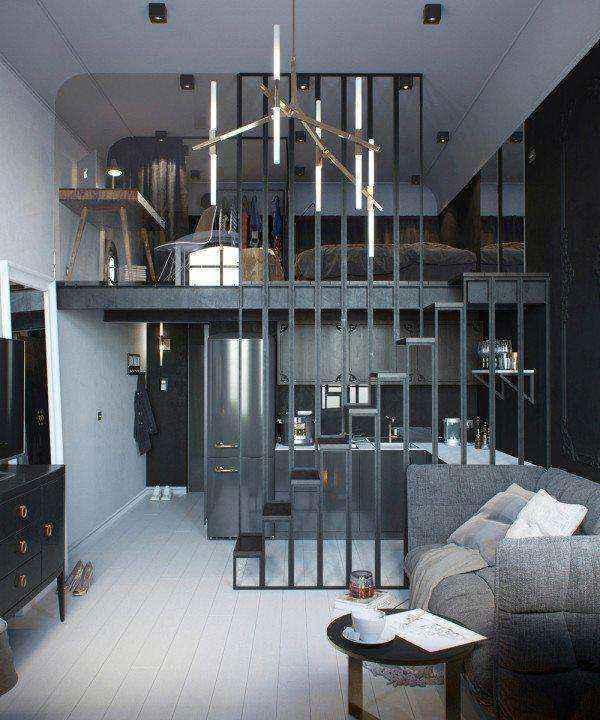 image3-39 | Дизайн квартир до 30 метров. Часть 2