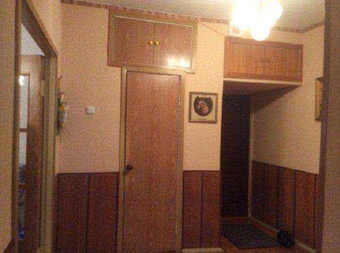 Вот как преобразилась квартира, в которой не было ремонта больше тридцати лет всего за месяц!