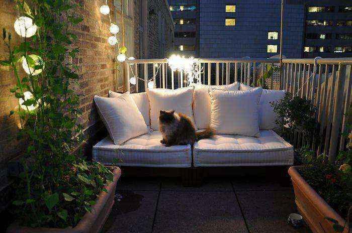 20 идей создания уютного балкона