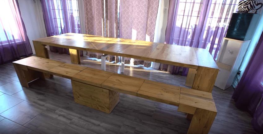 Мебель-трансформер, которая изменит вашу жизнь