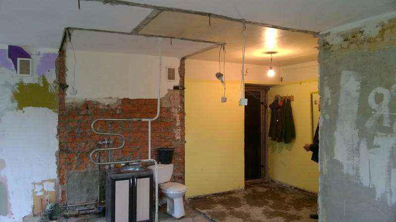 image18 | Квартира в 32 м² до и после ремонта — потрясающе!