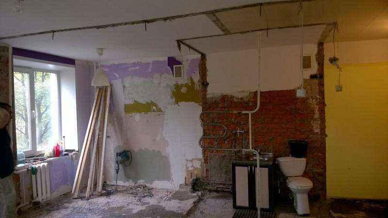 image19 | Квартира в 32 м² до и после ремонта — потрясающе!