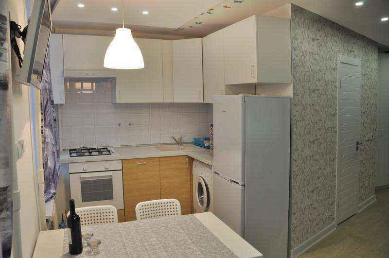 Квартира в 32 м² до и после ремонта — потрясающе!