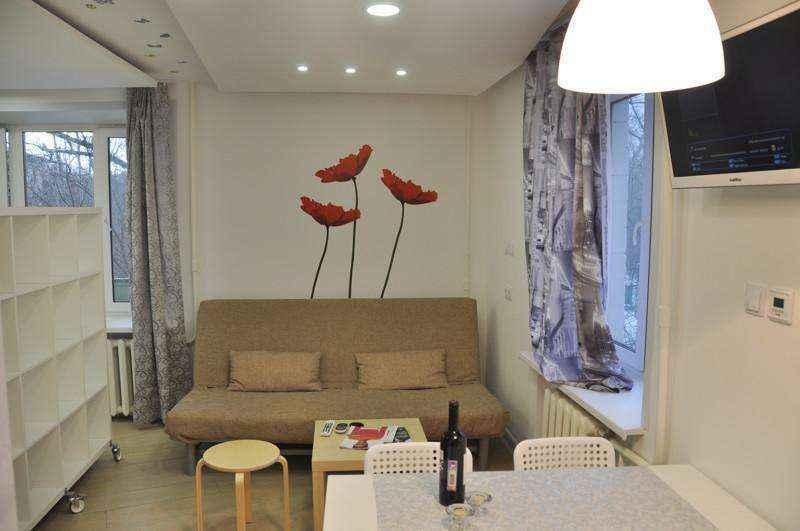 image29 | Квартира в 32 м² до и после ремонта — потрясающе!