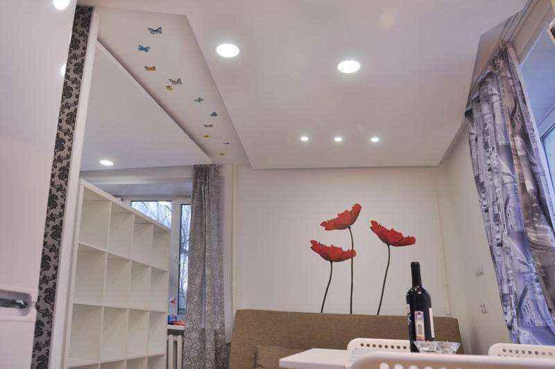image41 | Квартира в 32 м² до и после ремонта — потрясающе!