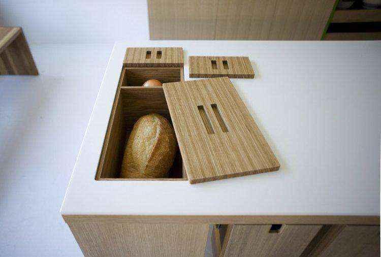 Как организовать пространство в маленькой кухне