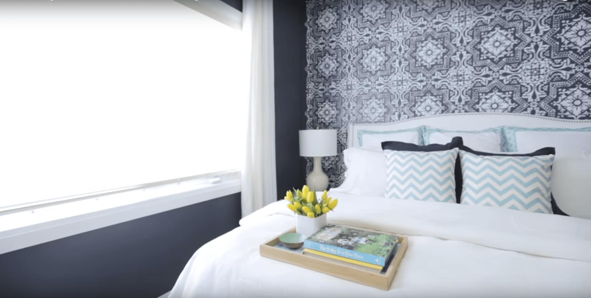 Как превратить скучную спальню в райский уголок