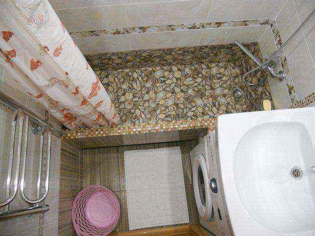 image1 | Минимум средств и умелые руки превратят вашу ванную в такое вот чудо