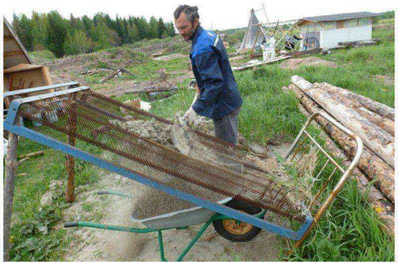 image13-5   Как использовать старую кровать на приусадебном участке и дома