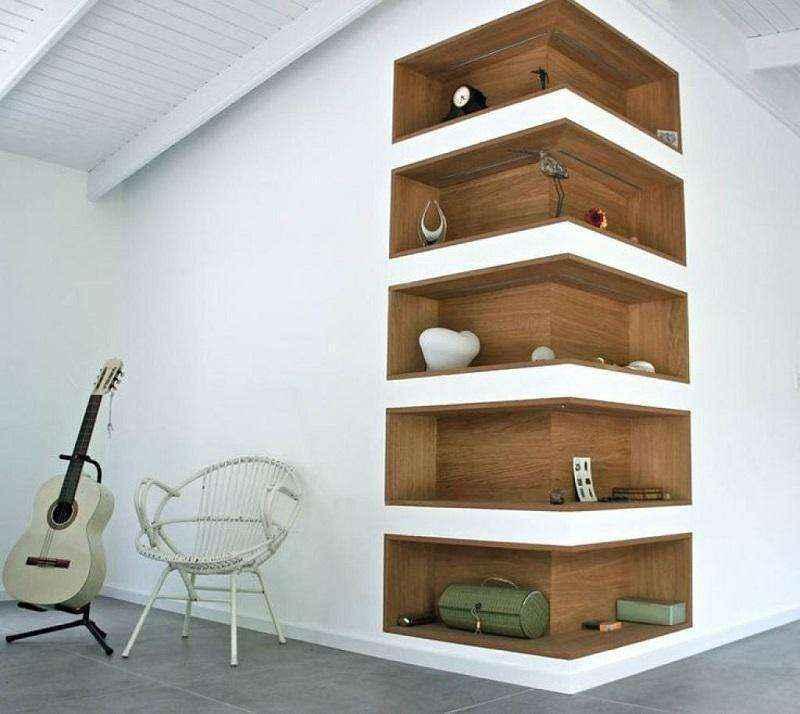 image18-2   Каждый уголок с пользой — эффективное использование пространства в доме