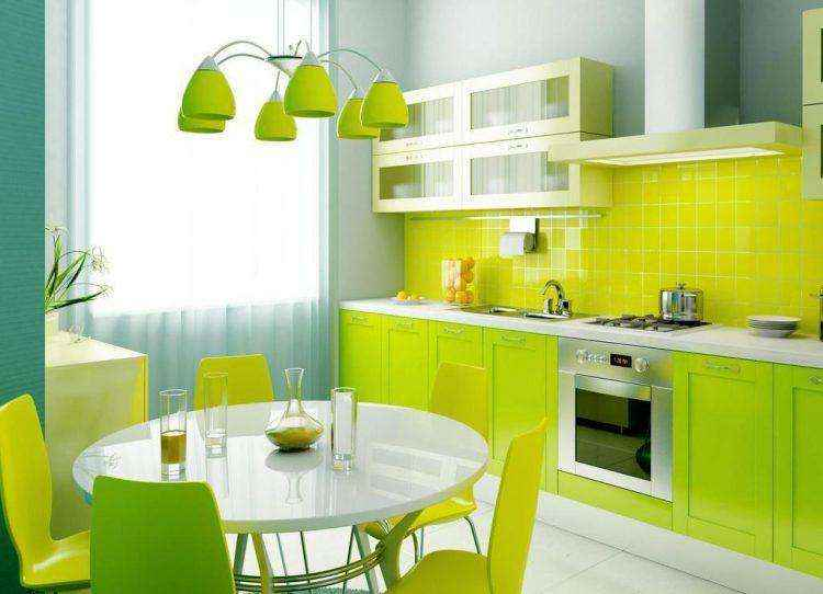 30 идей оформления маленькой кухни