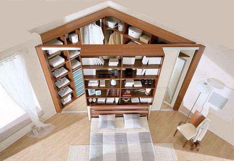 image3-4   Каждый уголок с пользой — эффективное использование пространства в доме