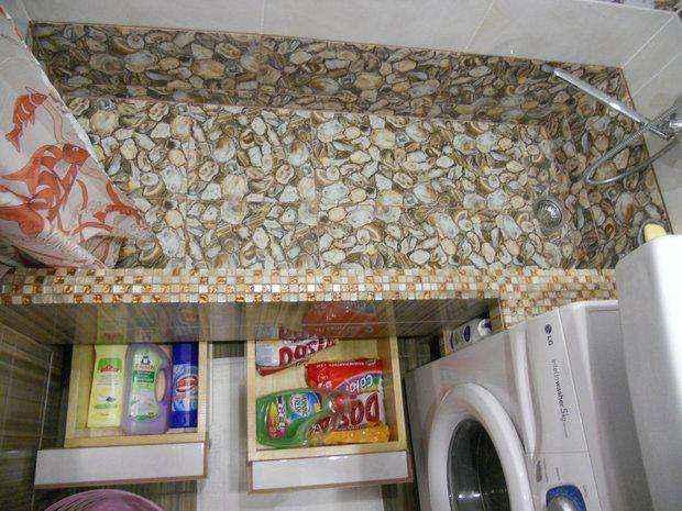 image5 | Минимум средств и умелые руки превратят вашу ванную в такое вот чудо