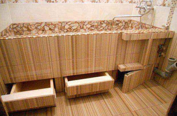image6 | Минимум средств и умелые руки превратят вашу ванную в такое вот чудо