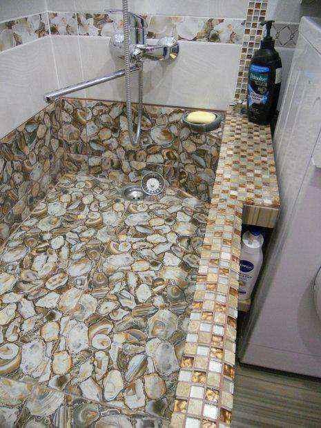 image7 | Минимум средств и умелые руки превратят вашу ванную в такое вот чудо