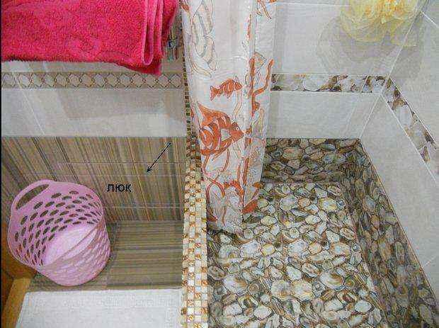 image9 | Минимум средств и умелые руки превратят вашу ванную в такое вот чудо