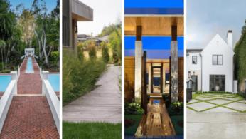 20 потрясающих идей дизайна садовых дорожек 24 | Дока-Мастер