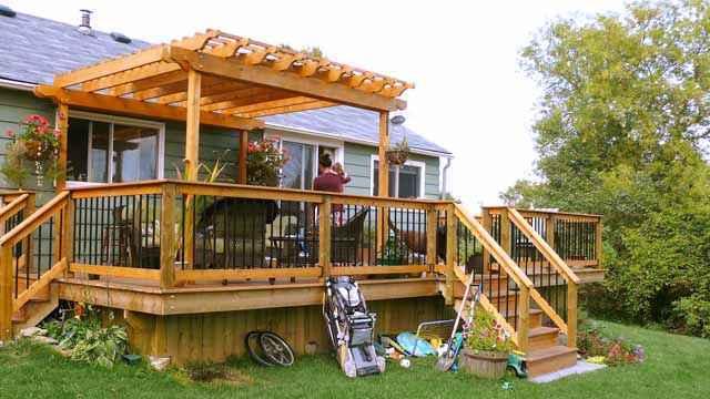 image1-7 | Лучшие проекты террасы для загородного дома