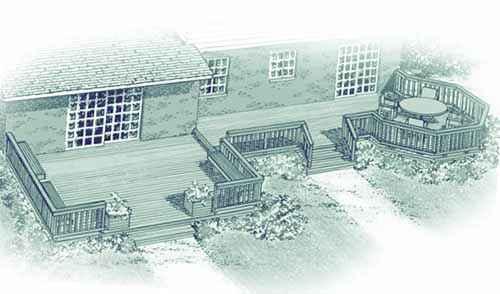 image11-4 | Лучшие проекты террасы для загородного дома