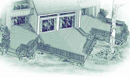 image12-4 | Лучшие проекты террасы для загородного дома