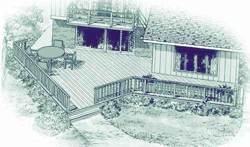 image13-4 | Лучшие проекты террасы для загородного дома
