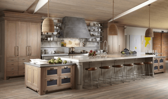 Топ-10 самых популярных тенденций в дизайне кухни в 2018 году