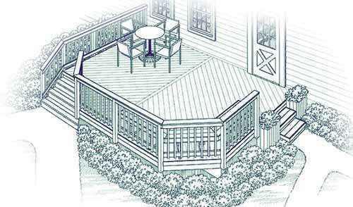 image22-2 | Лучшие проекты террасы для загородного дома