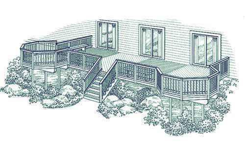 image25-1 | Лучшие проекты террасы для загородного дома