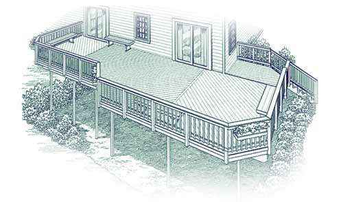 image26-1 | Лучшие проекты террасы для загородного дома