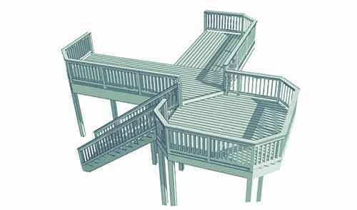 image27-2 | Лучшие проекты террасы для загородного дома