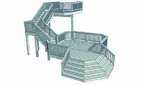 image29-2 | Лучшие проекты террасы для загородного дома