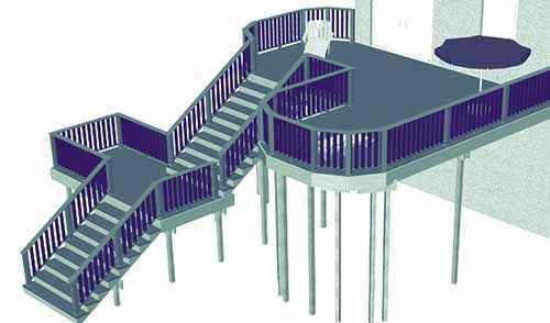 image32-2 | Лучшие проекты террасы для загородного дома