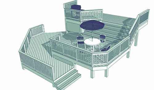 image36 | Лучшие проекты террасы для загородного дома