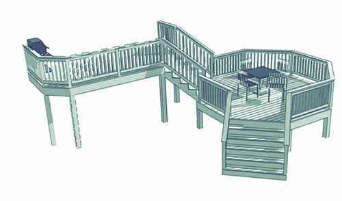 image37-2 | Лучшие проекты террасы для загородного дома