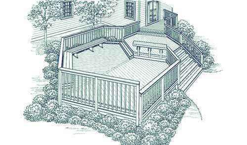 image39-1 | Лучшие проекты террасы для загородного дома