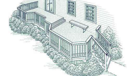 image40-2 | Лучшие проекты террасы для загородного дома