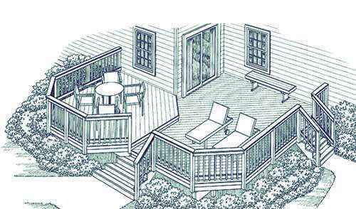 image41-1 | Лучшие проекты террасы для загородного дома