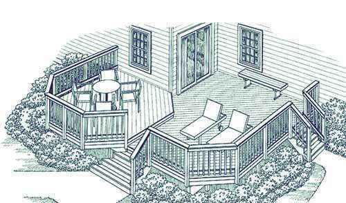 image41-2 | Лучшие проекты террасы для загородного дома