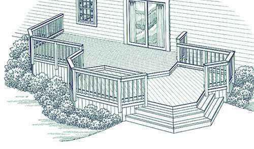 image42-1 | Лучшие проекты террасы для загородного дома