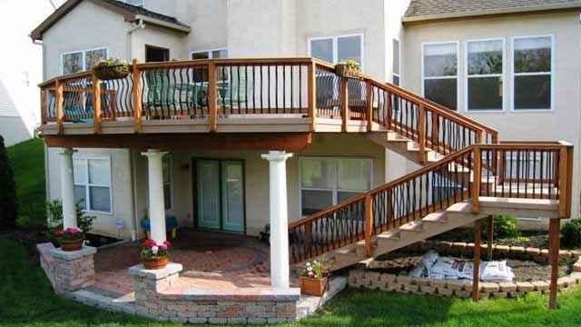 image46 | Лучшие проекты террасы для загородного дома