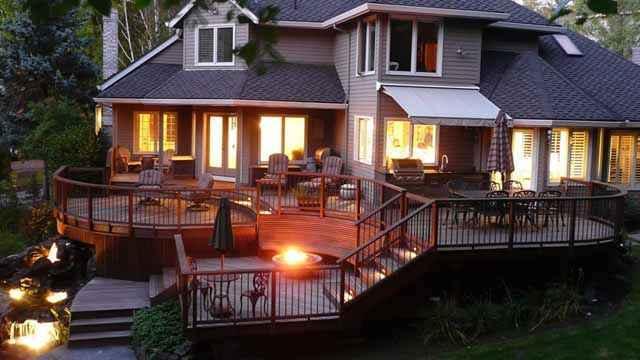image47 | Лучшие проекты террасы для загородного дома