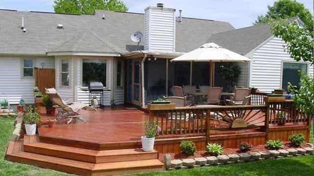 image51 | Лучшие проекты террасы для загородного дома
